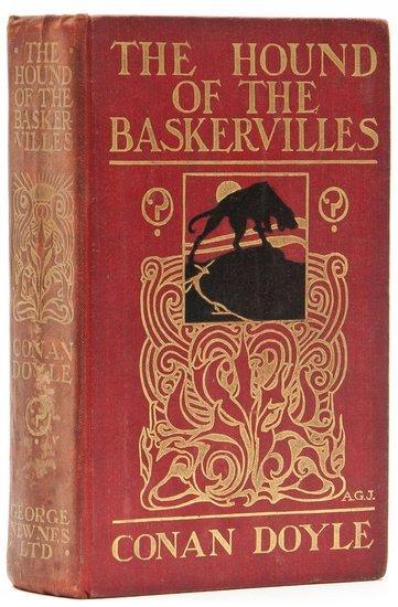 407: (Sir Arthur Conan) The Hound of the Baskervilles,