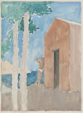 4: Glyn Philpott (1884-1937) Untitled