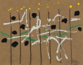 9: Roger Hilton (1911-1975) Composition