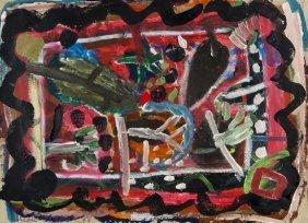 Gillian Ayres (b.1930) Untitled