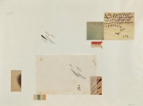 17: Jack Smith (1928-2011) Composition