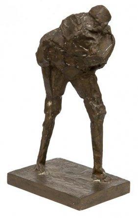 23: Oliffe Richmond (1919-1977) Untitled (Striding Fig