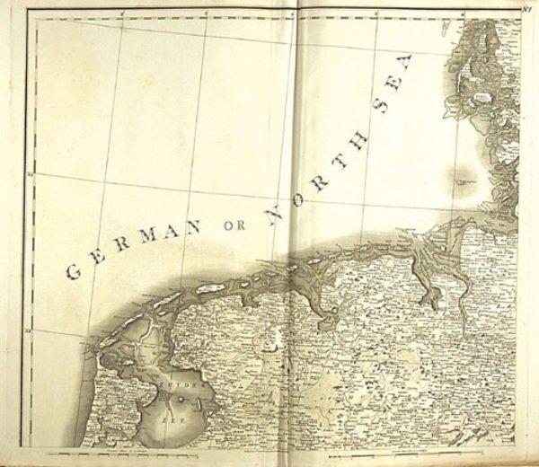 7C: Chauchard (J B H) Map of Germany