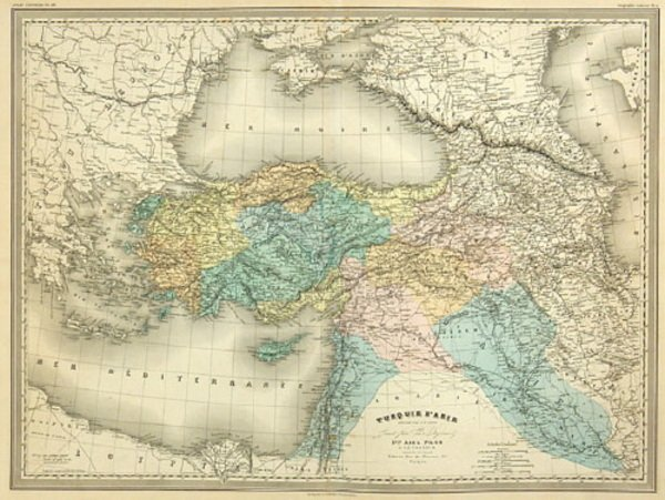 12C: Dufour (Adolphe Hippolyte) Grand Atlas Universel,