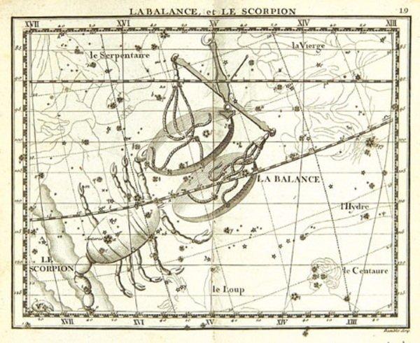 13C: Flamsteed (John) Atlas Céleste
