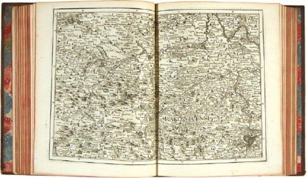 19C: Julien (R J) Atlas Topographique et Militaire