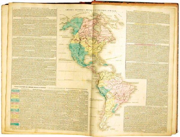 21C: Las Cases. Atlas Historique