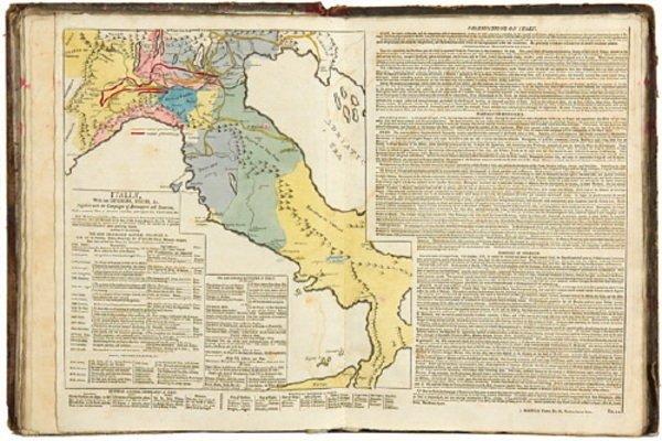 22C: Le Sage (A.) Genealogical Atlas