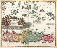 131C: Homann (Heirs of) Insula Creta