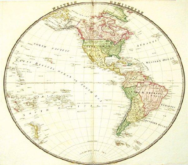 286C: Wyld (James) Southern Hemisphere