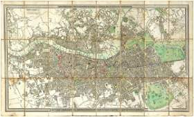 370C Wyld James A New Plan of London and Westminster
