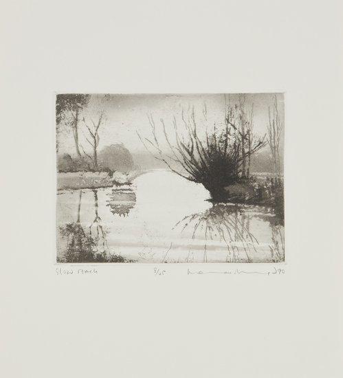 2: Norman Ackroyd (b.1938) Windrush; The Western Shor