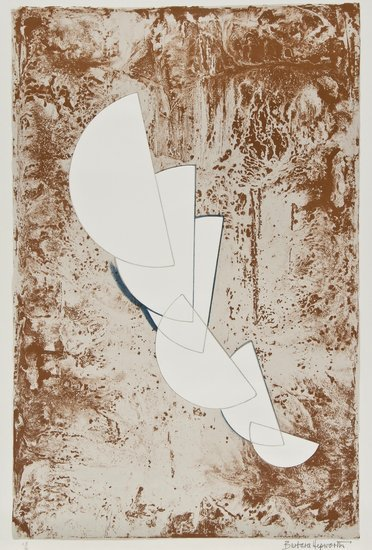 16: Barbara Hepworth (1903-1975) Fragment (from Aegean