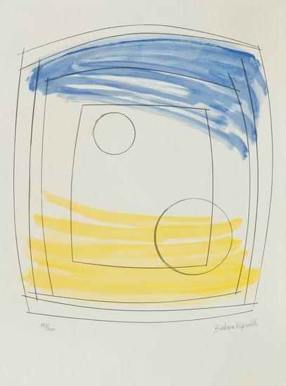17: Barbara Hepworth (1903-1975) Moonplay