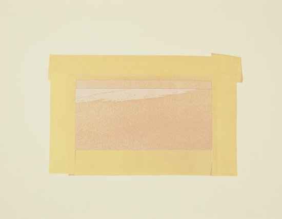 22: Howard Hodgkin (b.1932) Indian View H, from 'India