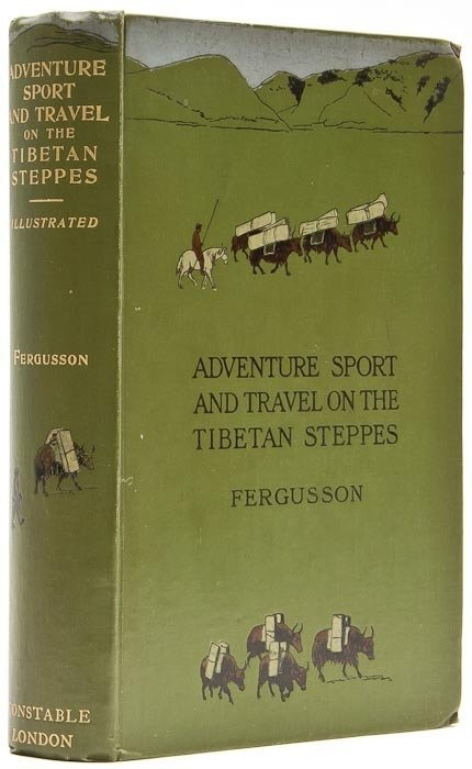 19: Fergusson (W.N.) Adventure, Sport and Travel on th