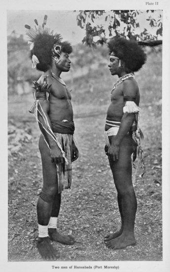 23: Oceania.- Seligmann (C.G.) The Melanesians of Brit