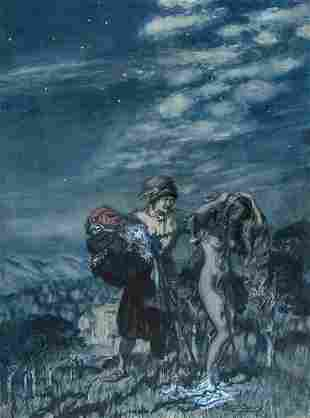 251: Rackham (Arthur) Young Andrew