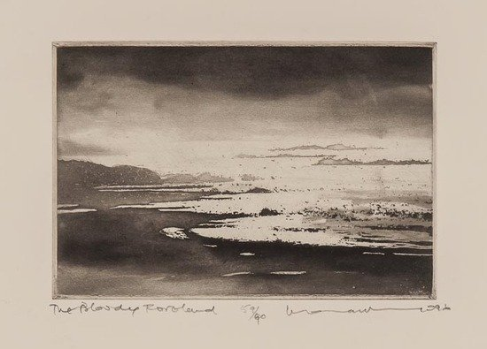 5: Norman Ackroyd (b.1938) The Bloody Foreland, Doneg