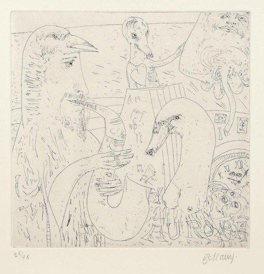 8: John Bellany (b.1942) Serendipity