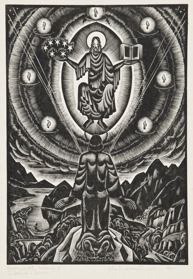 11: John Buckland-Wright (1897-1954) Apocalypse 1