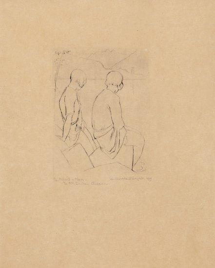 12: John Buckland-Wright (1897-1954) Mildred and Mary