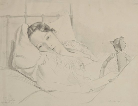 13: John Buckland-Wright (1897-1954) Mildred Anderson