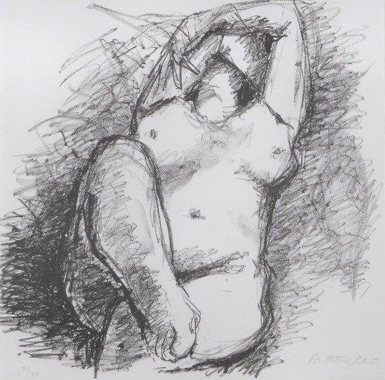 21: Anthony Caro (b.1924) Nude