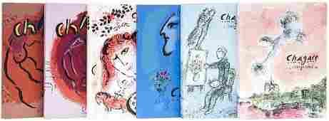 289 Marc Chagall 18871985 Mourlot Lithographie Vols