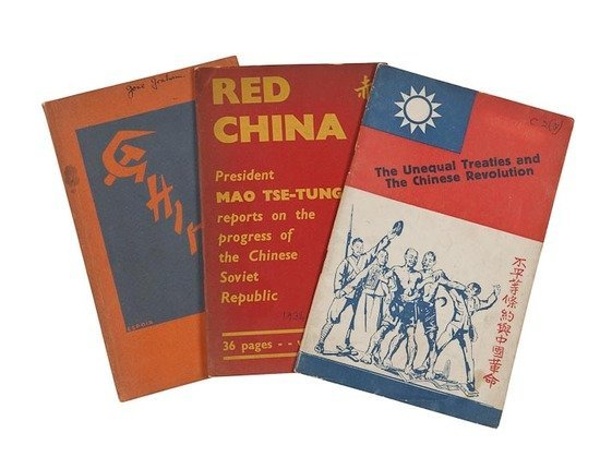 11: Group of Three Pamphlets