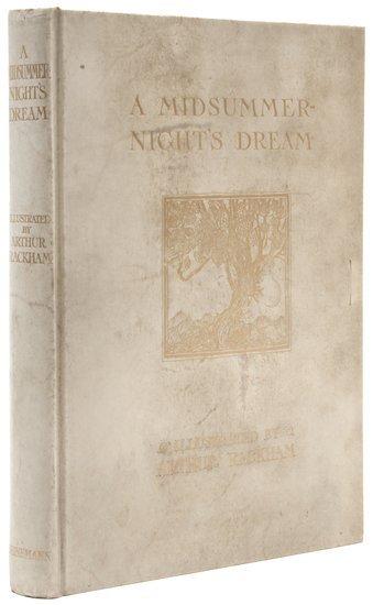 77: Rackham (A.).- Shakespeare (William A Midsummer-Ni