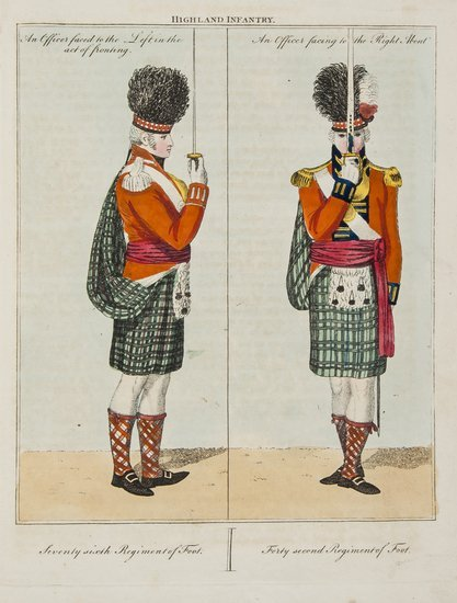 156: Military.- The British Military Library; or, Journ