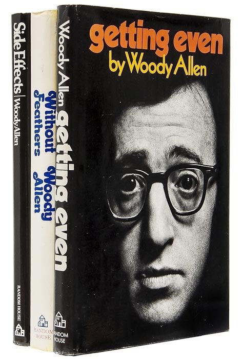 2: Allen (Woody) Getting Even