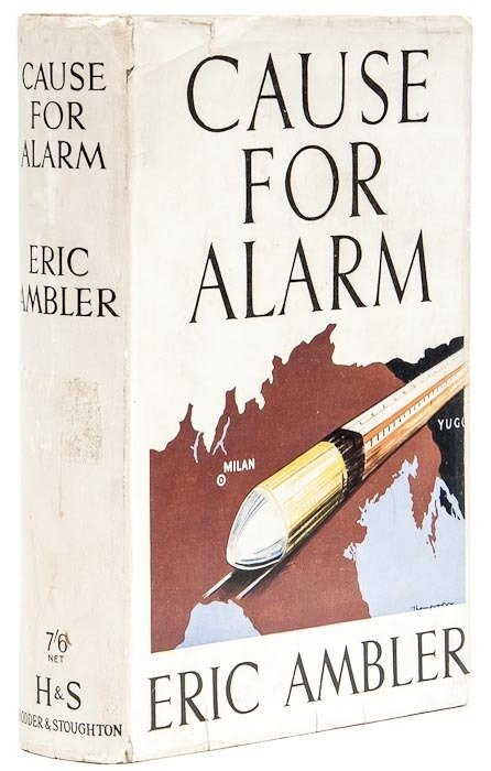 6: Ambler (Eric) Cause for Alarm