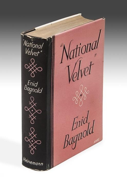 18: Bagnold (Enid) National Velvet