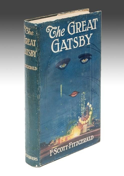 135: Fitzgerald (F. Scott) The Great Gatsby