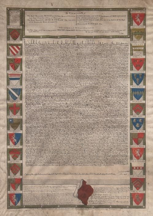 14: Magna Carta.-