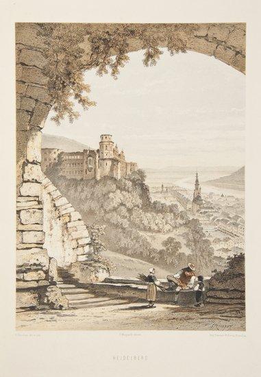 10: -. Hymans (Louis) Le Rhin Monumental et Pittoresqu