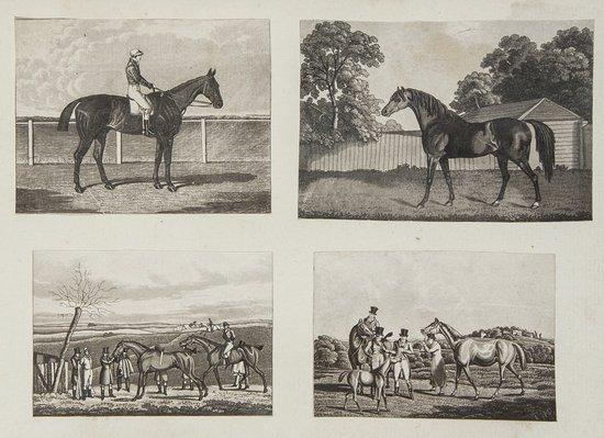 6: Album-. [Sample Book of Snuff Boxes 1820-1830]