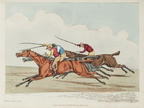 8: Alken (Henry) Sketch Book of Horses, Dogs, Shootin