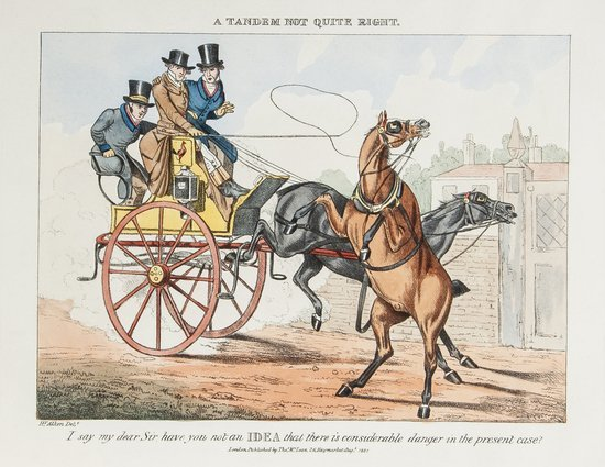 22: Alken (Henry) I say my dear Sir, have you not an I