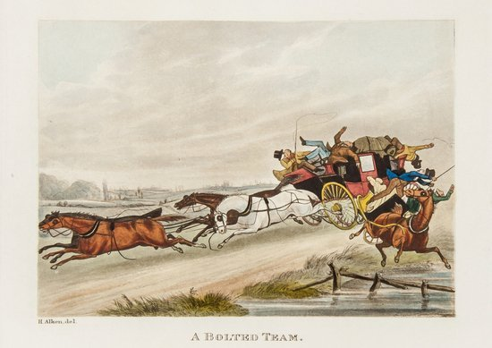 24: Alken (Henry), J.Barenger and others. The Sporting