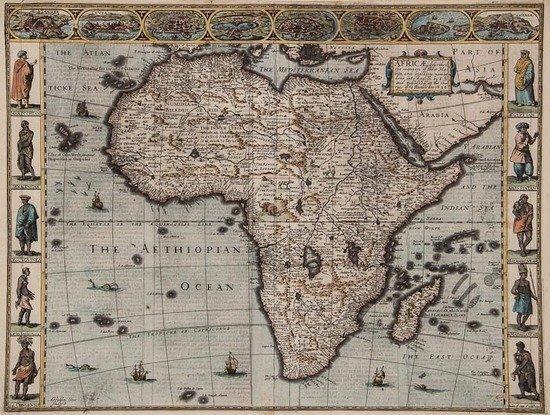 301: Speed (John) Africæ described