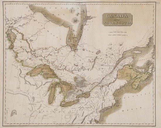 314: Thompson (John) Canada and Nova Scotia
