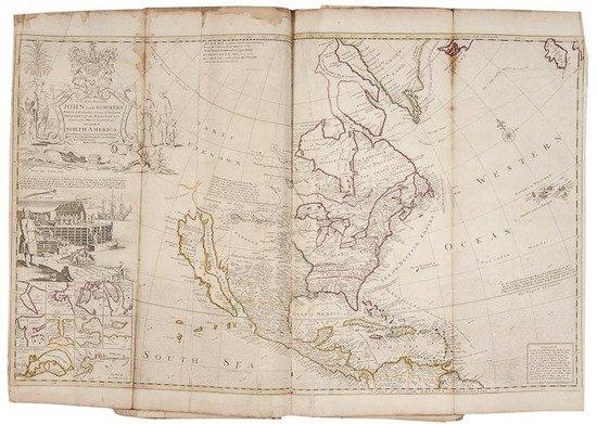 389: Moll (Herman) Composite atlas