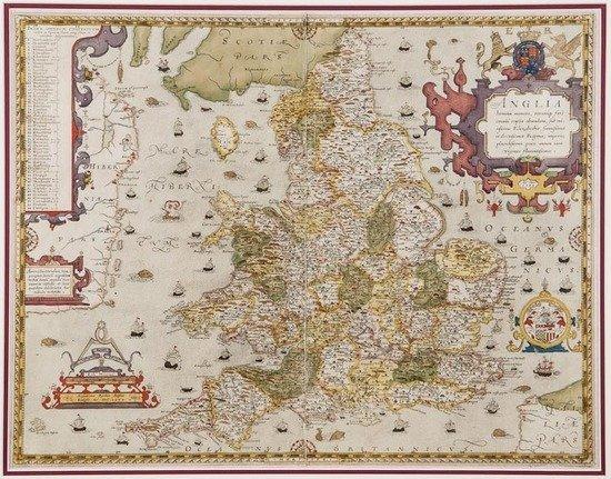 452: Saxton (Christopher) Anglia...