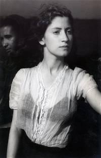 151: Edouard Boubat (1923-1999) Lella, Bretagne, ca.194
