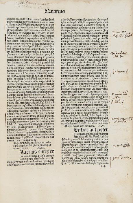 7: Thomas Aquinas