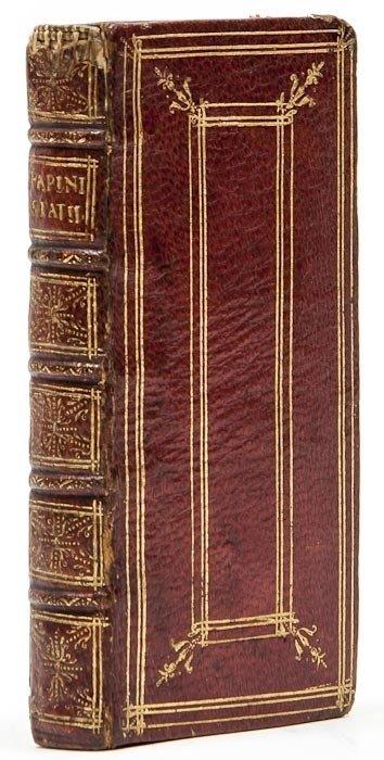 15: Statius (Publius Papinius) Pub. Papinius Statius d