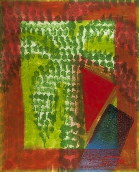 19: Howard Hodgkin (b.1932) Street Palm (h.87)